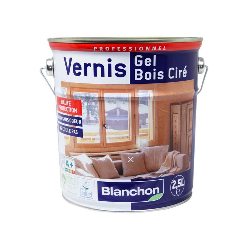 Vernis gel bois cir blanchon - Vernis polyurethane bois ...