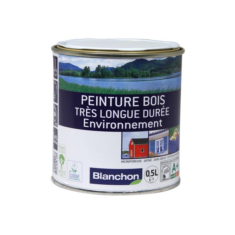 Peinture Bois Tr S Longue Dur E Environnement Blanchon