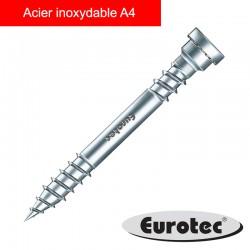 Vis Terrassotec Inox A4 EUROTEC