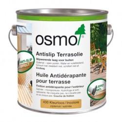 Huile Antidérapante pour terrasse - OSMO