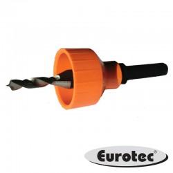 Forêt de pré-perçage Drill-Stop EUROTEC