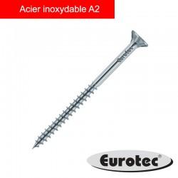 Vis inox A2 EcoTec - EUROTEC